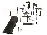 Omega Mfg Complete Mil-Spec Lower Parts Kit Lpk