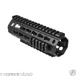 Vism Key Mod drop In Quad Rail Handguard High Quality Easy Install