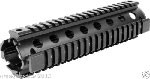 Full Length 12 Inch Drop In Quad Rail System