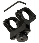 "AR15/M16 Scope Mount For Carry Handle/1"" Insert/Compact"