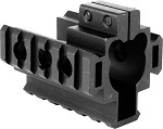 AR15 Tri-Rail Barrel Mount