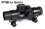 Vector Optics Chimaera 1x30 Multi Reticle Red Dot Scope