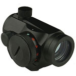 Omega Manufacturing Red/Green Micro Dot Sight 5 Brightness Levels