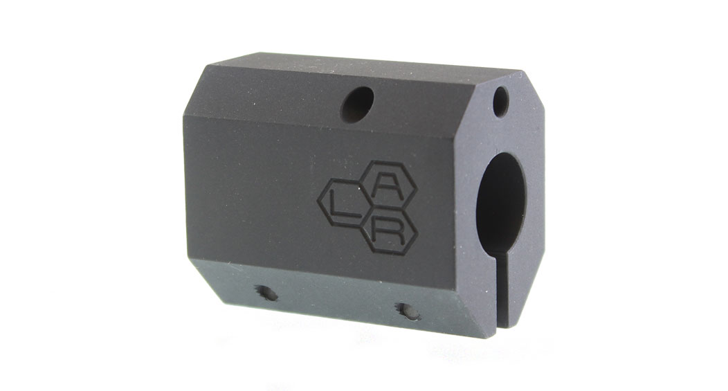 LAR Grizzly Gas Block .625