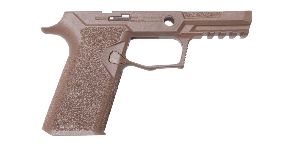 Polymer80 PF320PTEX™ Grip Module - Flat Dark Earth