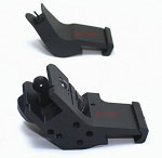 Omega Mfg Rapid Transition Offset Polymer / Aluminum Sight Set