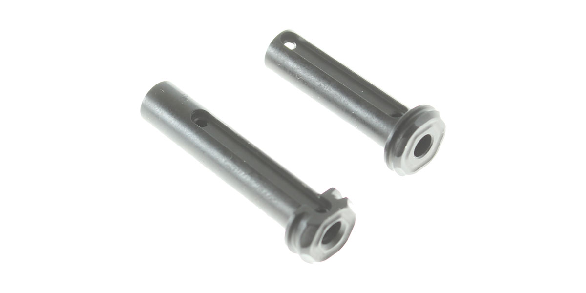 Fortis Enhanced Pins Set - BLACK NITRIDE - Takedown & Pivot Pin 17-4 stainless steel with .247-.2485 Tolerance
