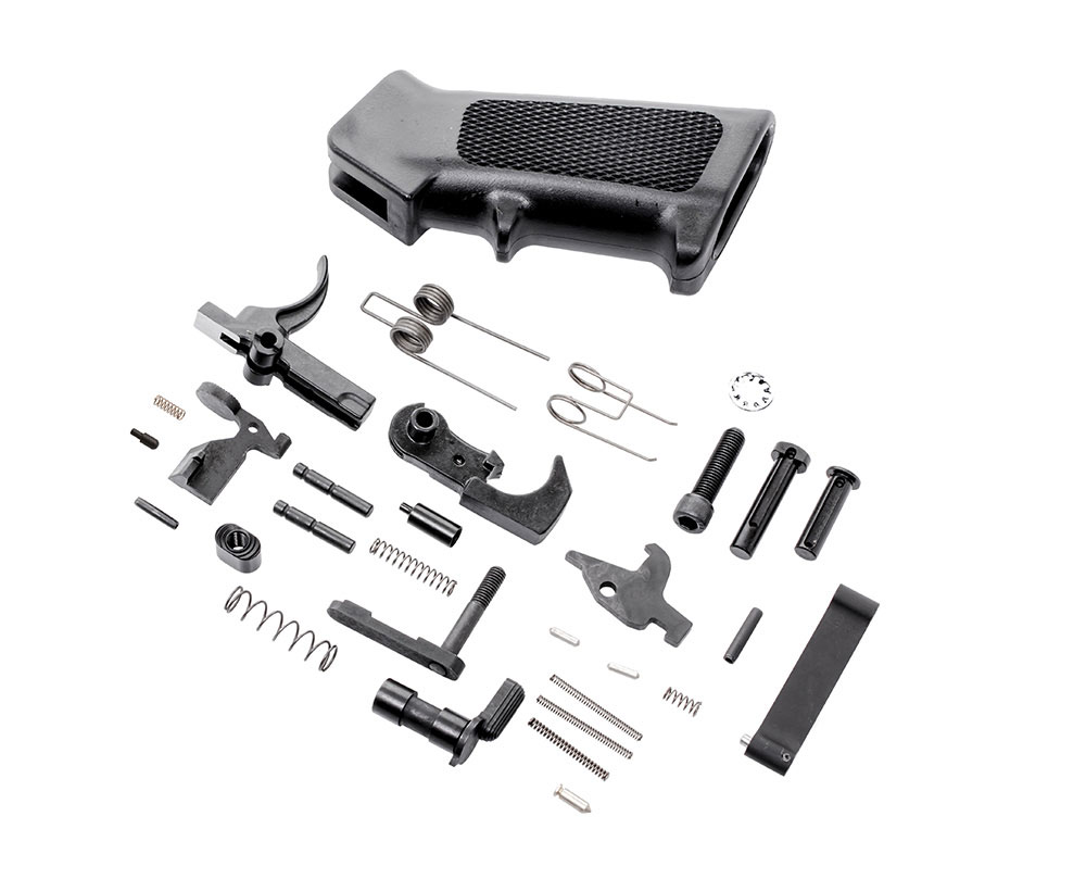 CMMG AR-15 Complete Mil-Spec Lower Parts Kit (LPK)
