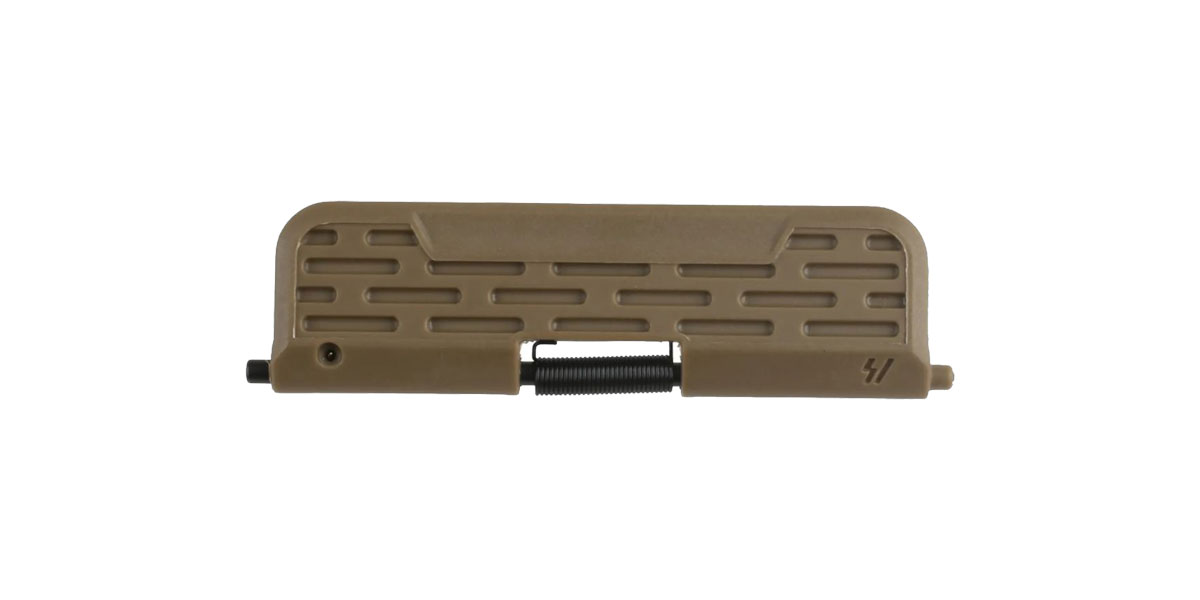 Strike Industries AR-15 Enhanced Ejection Port Cover - FDE