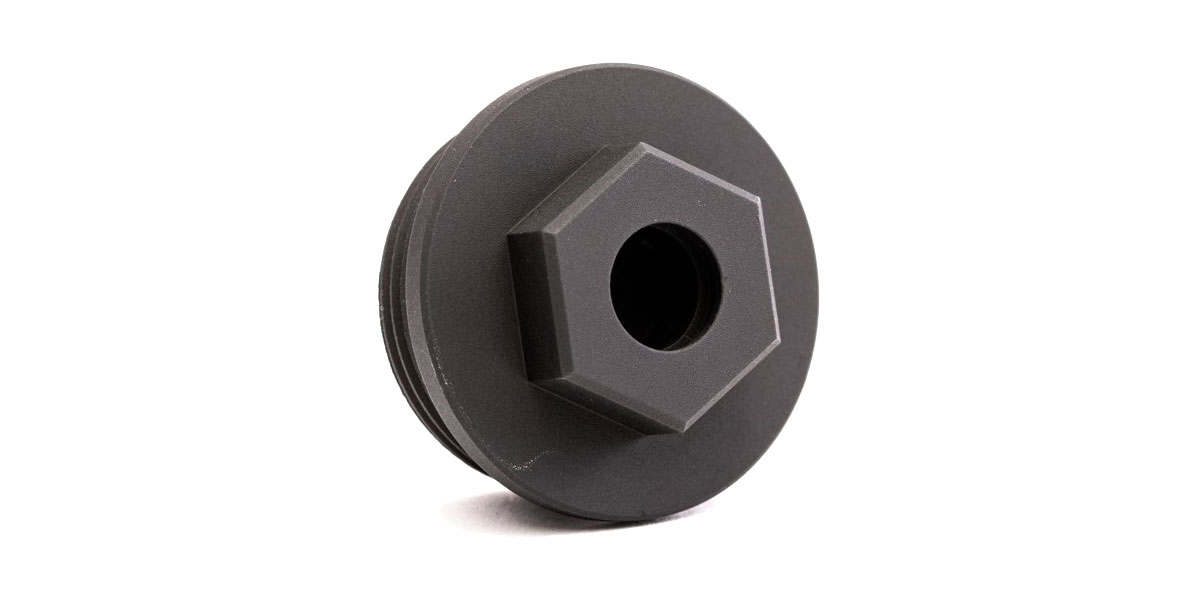 Spikes Tactical St22 Pistol Plug Lower Receiver End Cap