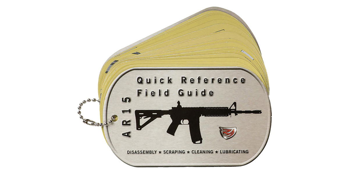 Real Avid AR-15 Field Guide