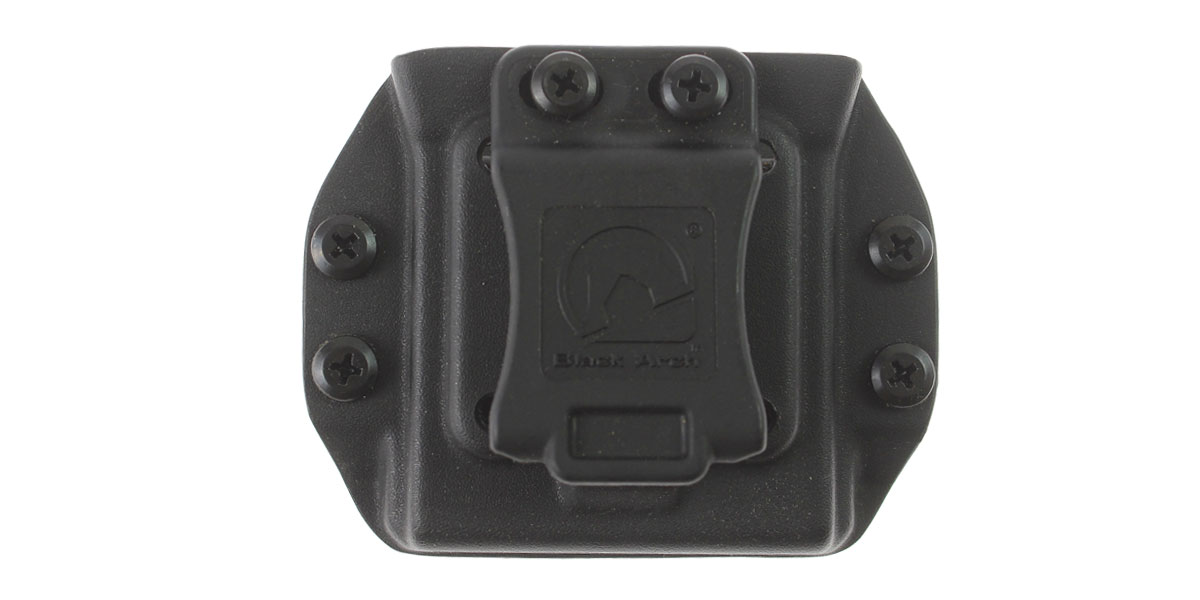 Black Arch Holsters AR-15 Mag Carrier, Black