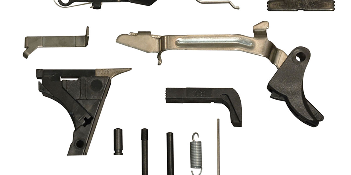 Glock Frame Parts Kit Glock 17 9mm