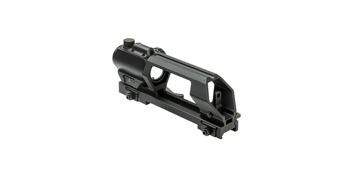 Ncstar Gen Ii Carry Handle Micro Dot Combo With Green Dot