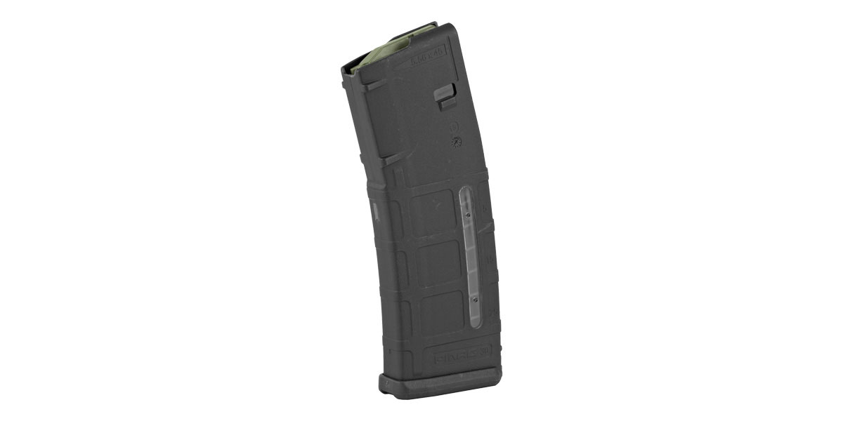 Magpul PMAG M2 MOE Magazine With Window AR-15 - 30 Round