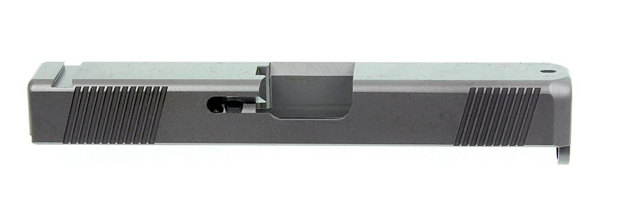 Alpha One Glock 19 Gen 3 Stainless Steel Slide