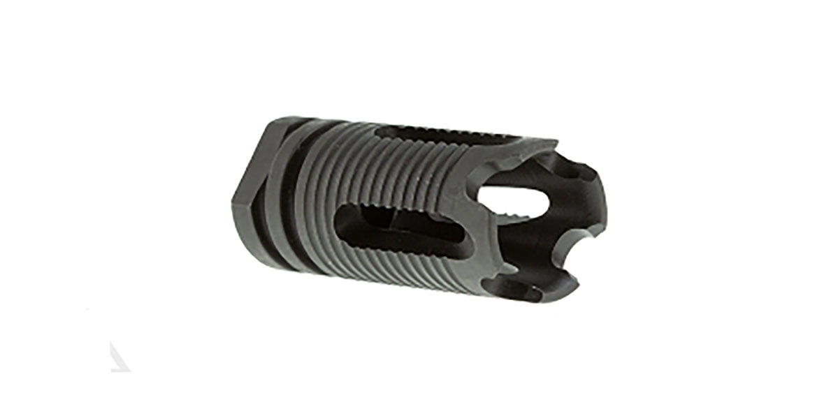 KAK 5/8 x 32 Phantom Style 4 Port Muzzle Brake