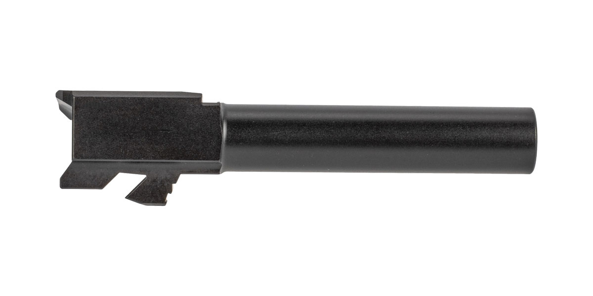 ELD Performance Glock 19 Gen 1-5 9x19mm Nitride Non-Threaded Barrel