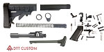 Trinity Force LE Stock AR-15 Finish Your Rifle Kit 5.56/.223/.300 BLKOUT