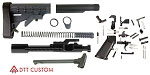 Trinity Force LE Stock AR-15 Finish Your Rifle Kit .450/.458 Caliber