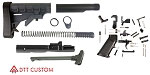 Trinity Force LE Stock AR-15 Finish Your Rifle Kit 9mm