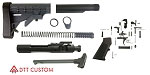 Trinity Force LE Stock AR-15 Finish Your Rifle Kit 6.8 SPC/.224 Valkyrie