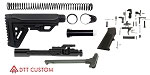 Trinity Force Cobra Stock AR-15 Finish Your Rifle Kit 6.5 Grendel