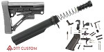 Trinity Force Omega Stock LR-308 Finish Your Lower Rifle Kit