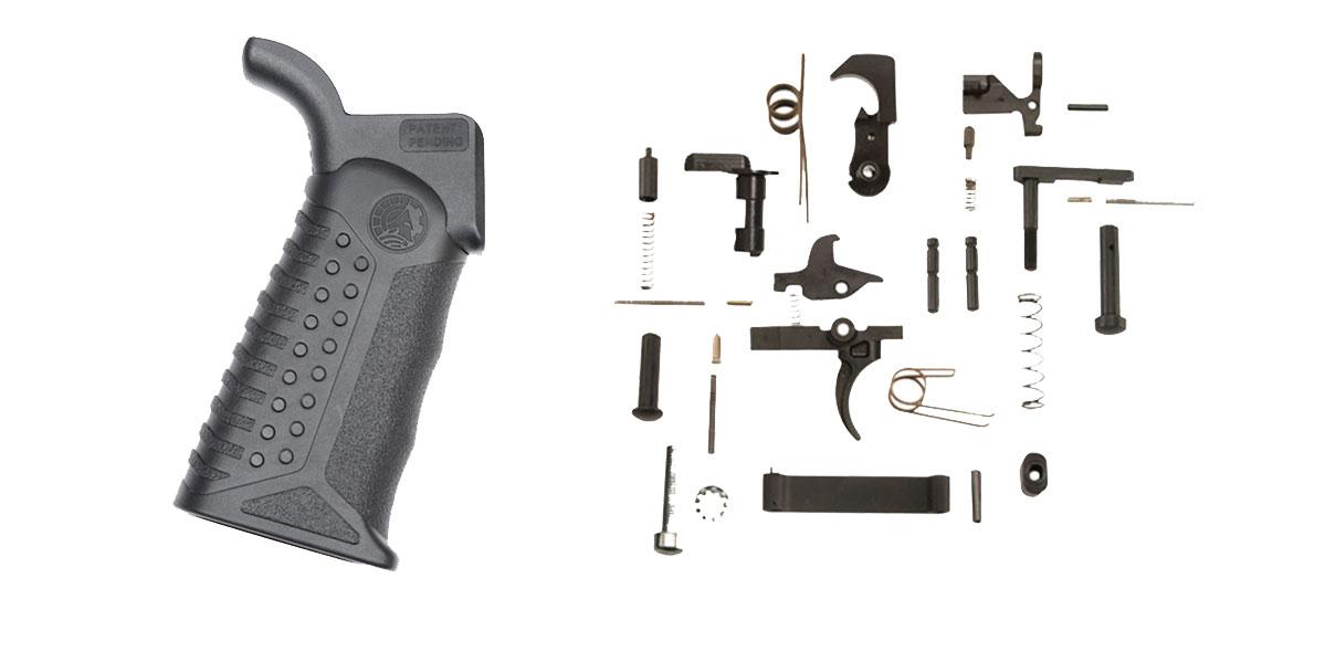 Delta Deals AR-15 Battle Arms Development Grip + KAK LPK