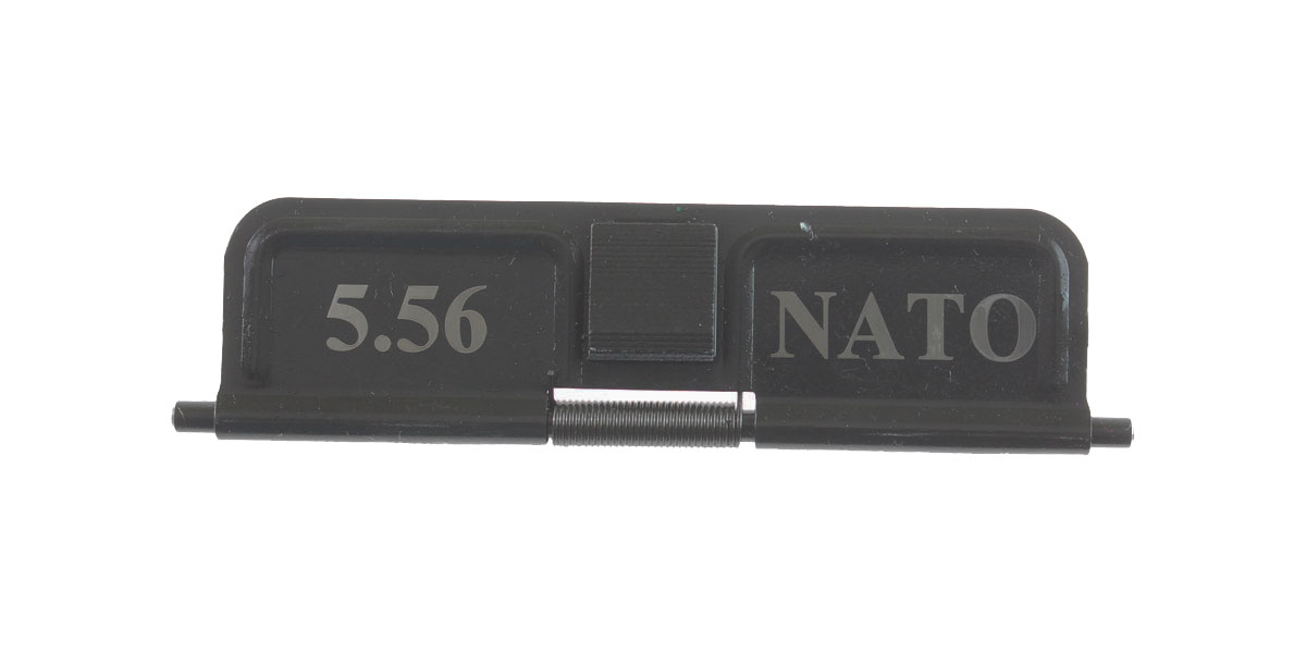 Delta Deals AR-15 Custom Engraved KAK Industries Dust Door - 5.56 NATO