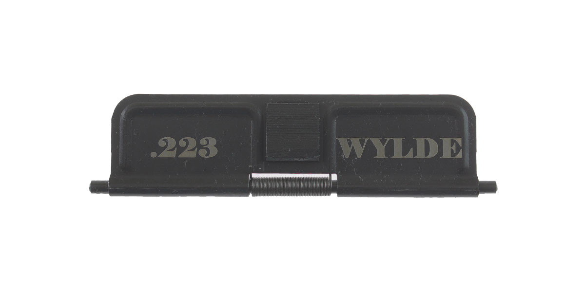 Delta Deals AR-15 Custom Engraved KAK Industries Dust Door - .223 Wylde