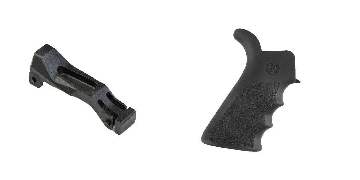 Delta Deals Enhanced Trigger Guard + Pistol Grip: Featuring Strike Industries and Hogue