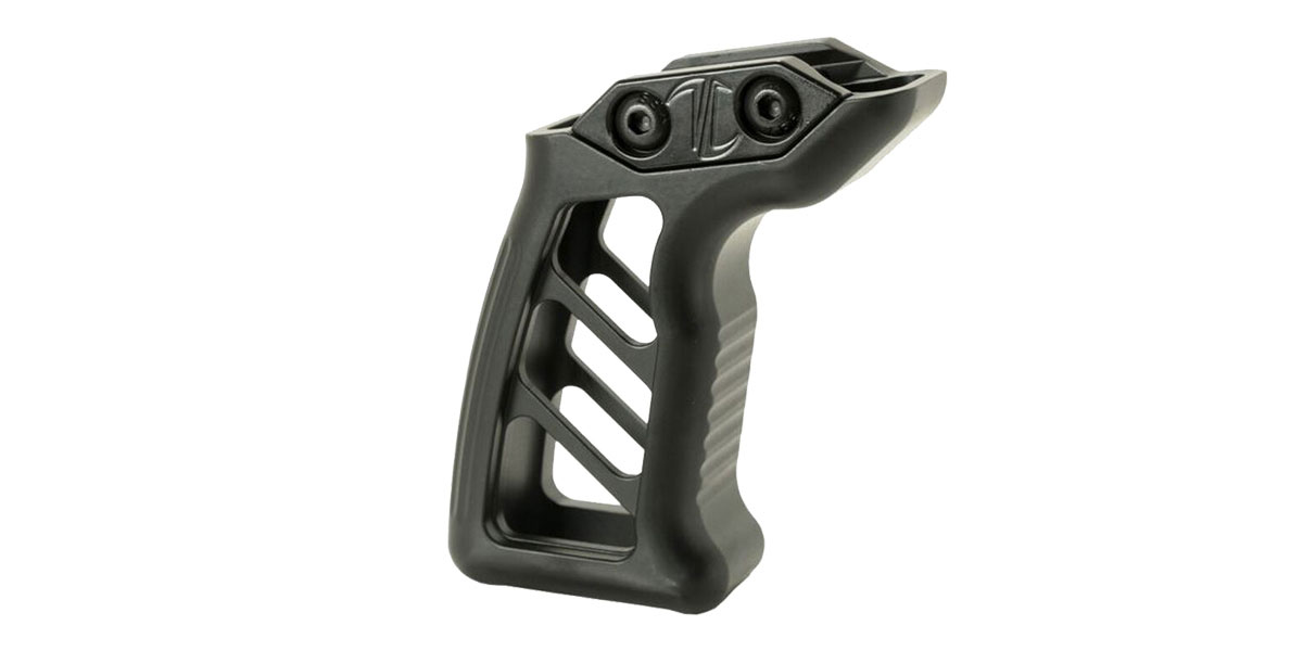 Timber Creek Outdoors Enforcer Vertical Foregrip for Picatinny Rail - Black