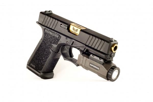 Polymer 80 PF940C™ 80% Compact Pistol Frame Kit - Black
