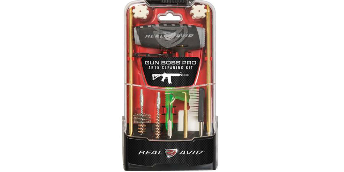 Real Avid Gun Boss Pro AR-15 Gun Cleaning Kit