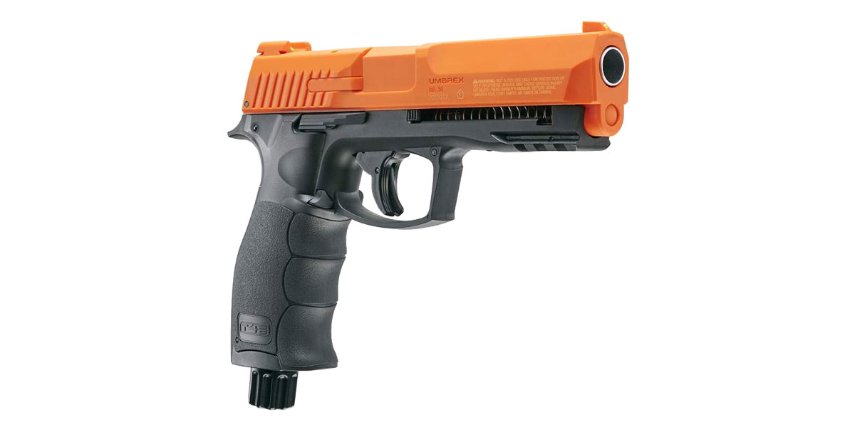UMAREX USA 'Prepared 2 Protect' HDP 50 Less-Than-Lethal Pepper Ball Air Pistol