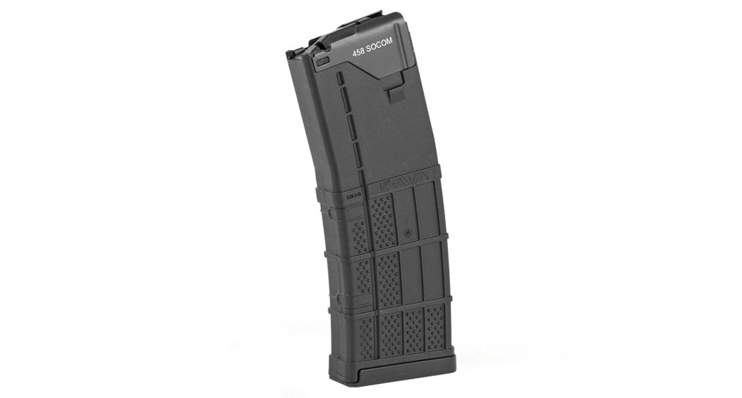 CMMG, Magazine, .458 SOCOM, 10Rd, Black Finish