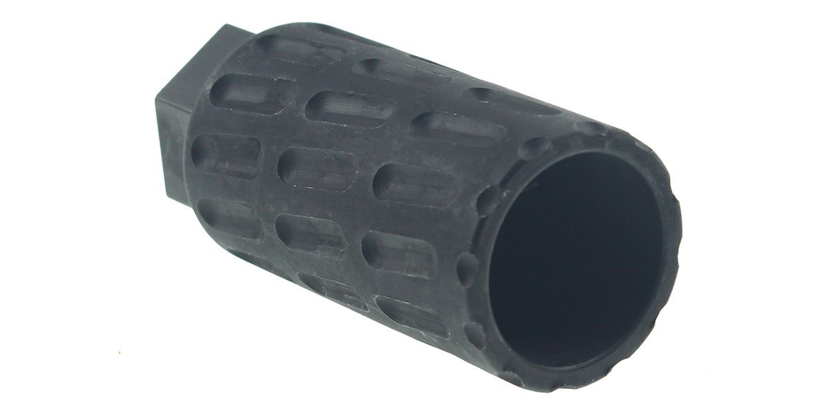 Recoil Technologies 1/2x28 Steel Flash Can