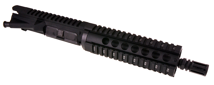 New Davidson Defense Assembled Pistol Upper W 75 1 7 Twist 556 NATO Barrel Quadrail Handguard