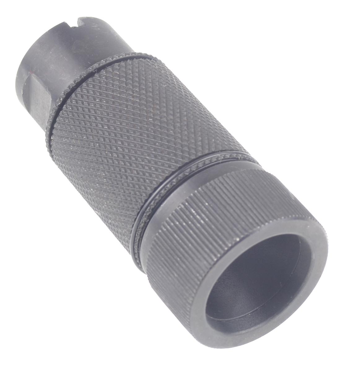 Omega Mfg AR-15 223 556 1/2x28 TPI Krinkov Style Muzzle Brake, Pressure  Reducer V2
