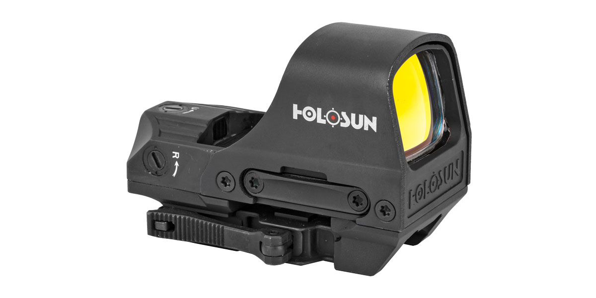 Holosun Technologies Open Reflex Circle Dot Sight