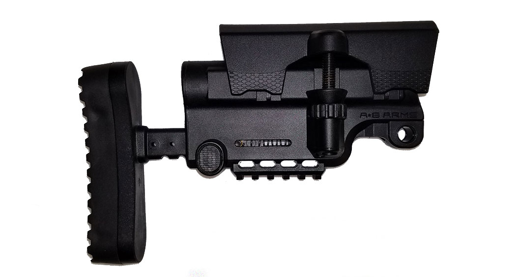 A*B Arms Urban Sniper Stock X - Black