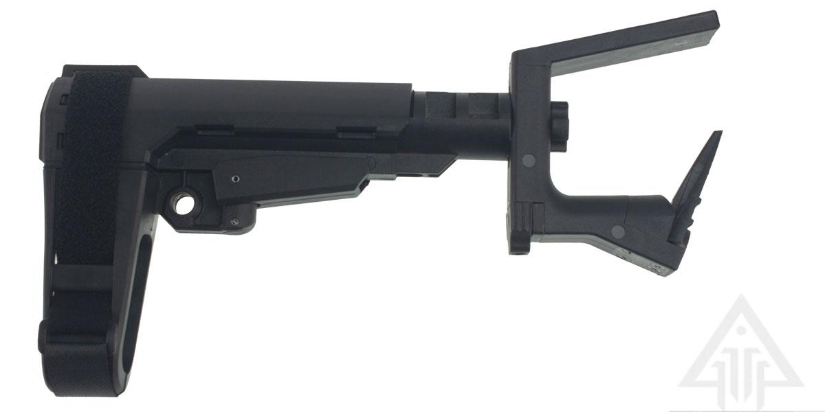 Alpha One Glock 17 Brace Adapter
