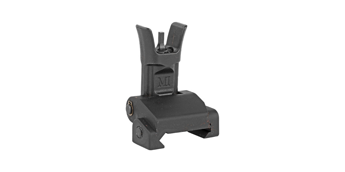 Midwest Industries Rifle Front Sight, Low Profile, Mil-Spec Sight
