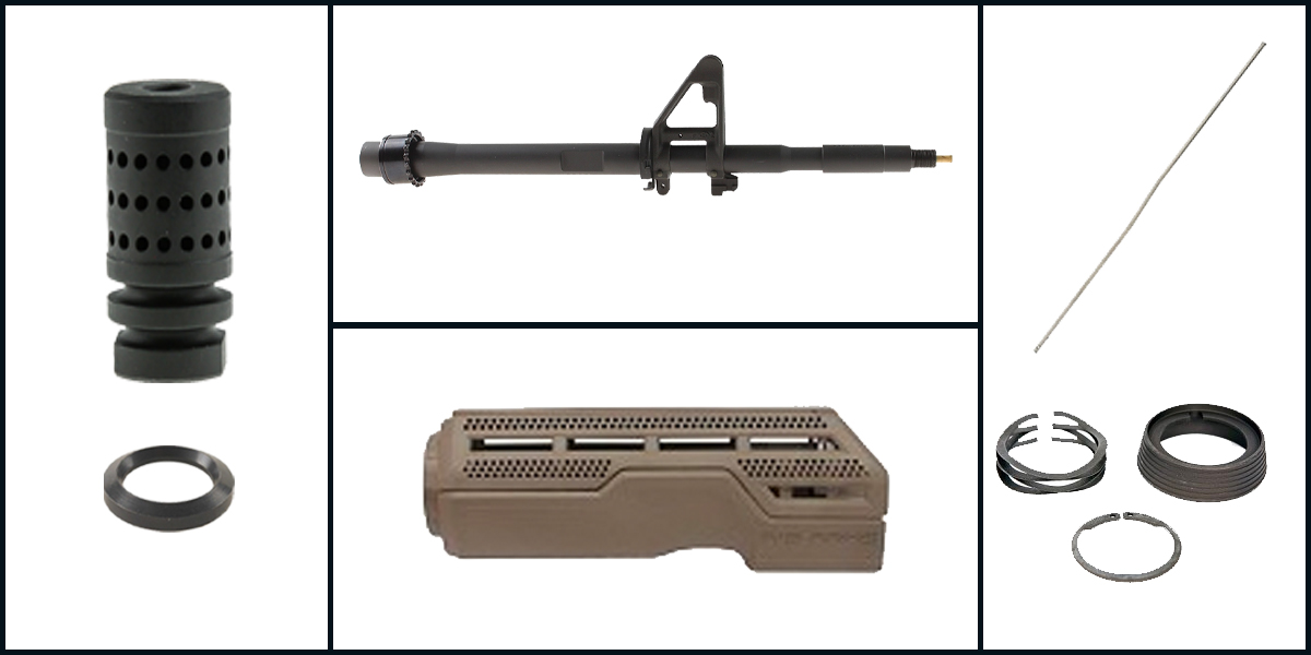 Delta Deals AR-15 Starter Kit Featuring: 14.5