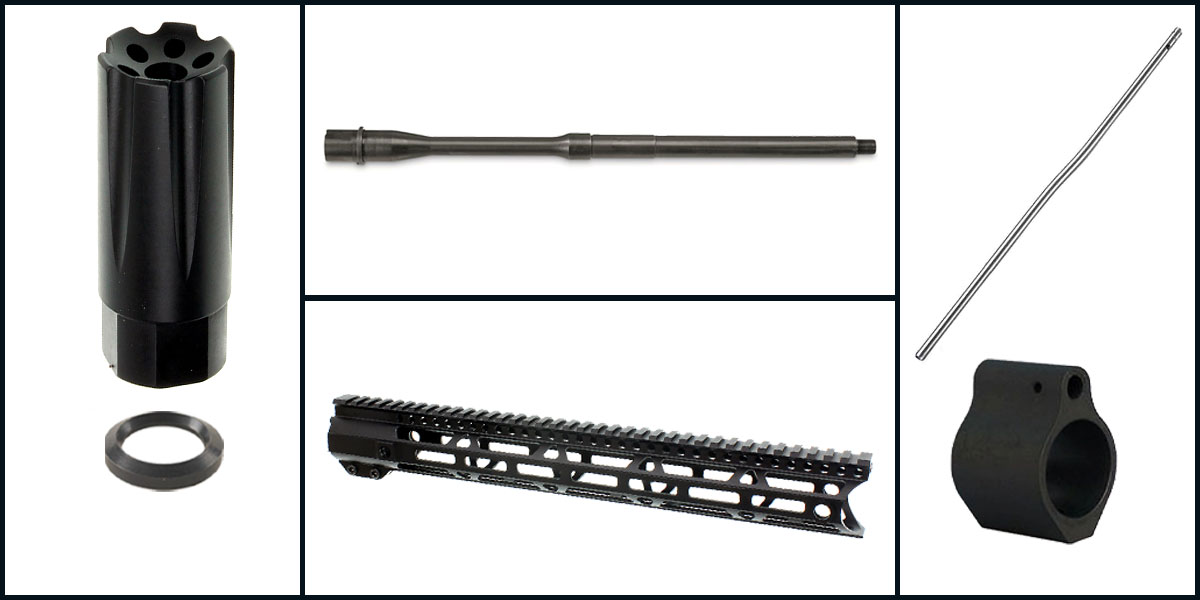 Delta Deals AR-15 Starter Kit Featuring: 16