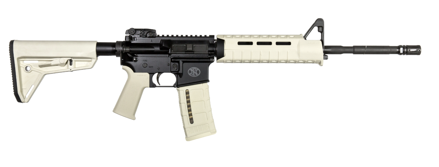 Magpul Moe Sl Carbine Furniture Kit Sand