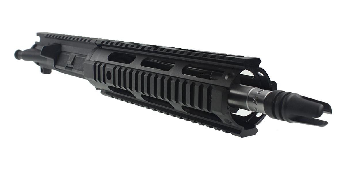 Davidson Defense Silver Blaze AR 15 Pistol Upper Receiver 105