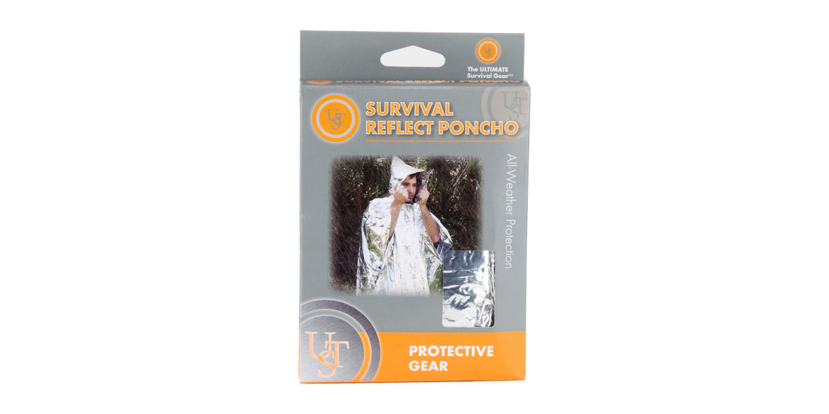 Ultimate Survival Technologies, Survival Poncho