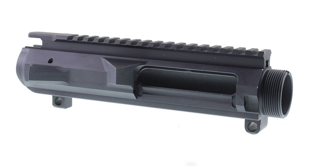Guntec LR-308 Low Profile Stripped Upper Receiver